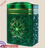 """Чай WILLIAMS """"Emerald"""" """"Изумруд"""" зеленый рассыпной Китайский Улун, Те Гуань Инь (Tie Guan Yin) высшей категории в ж/б 150 г"""