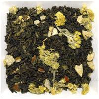 """Чай K&S """"Чио Чио Сан"""" зеленый Китайский Ганпаудер с апельсином"""