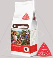 """Кофе AMADO """"Страсть"""" эспрессо-смесь Арабика 100%"""