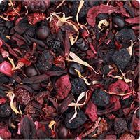 Красный сарафан Чай (teaco) фруктовый.