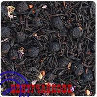 Изысканный бергамот Чай (tea co) черный цейлонский ароматизированный