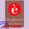 Tricaffe Decaffeinato Кофе молотый без кофеина 500 г, в пакетиках по 7 г