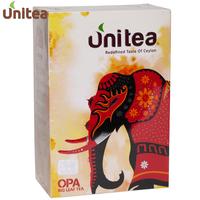 """Чай UNITEA """"OPA"""" чёрный крупнолистовой Цейлонский без добавок"""