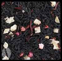 """Чай TEA-CO """"Клубника со сливками"""" черный Цейлонский ароматизированный"""