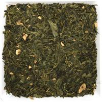 """Чай K&S """"Сенча с имбирем"""" зеленый Китайский сенча с имбирём"""