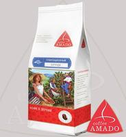 "Кофе AMADO ""Бурунди"" Африка, плантационный Арабика 100%"