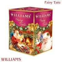 """Чай WILLIAMS """"Fairy Tale"""" """"Волшебная сказка"""" черный крупнолистовой Цейлонский с ароматом саусепа 125 г"""