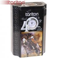 """Чай TARLTON """"LANCELOT"""" Finest bland No.40. чёрный OPA цейлонский крупнолистовой в ж/б 200 г"""