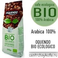 "Кофе OQUENDO ""BIO ECOLOGICO"" состав из 2-х регионов Arabica 100% 250 г"