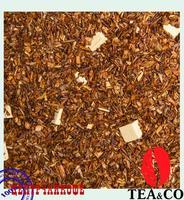 """Чай TEA-CO """"Ройбуш Карамель"""" Южно-Африканский с кусочками карамели"""
