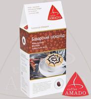 "Кофе AMADO ""Баварский шоколад"" молотый в коробке, Арабика 100%"