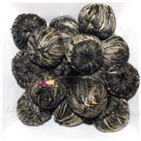 """Чай K&S """"Рождение венеры"""" элитный Китайский вязанный с жасмином и клевером"""