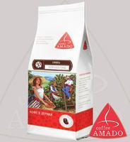 """Кофе AMADO """"Espresso Gold"""" """"Эспрессо Голд"""" эспрессо-смесь Арабика 100%"""