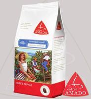 """Кофе AMADO """"Эфиопия Йергачефф"""" плантационный Арабика 100%"""