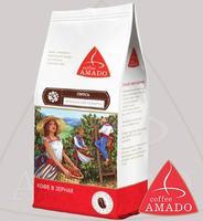 """Кофе AMADO """"Французская обжарка"""" эспрессо-смеси Арабика 100%"""