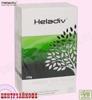 """Чай Heladiv """"GREEN TEA Pekoe"""" зеленый Цейлонский Пеко (картон) среднелистовой без добавок"""