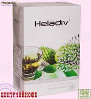 """Чай Heladiv """"GREEN TEA SOURSOP"""" зеленый Цейлонский Pekoe с ароматом сау-сэпа"""