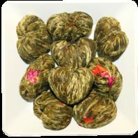 """Чай K&S """"Сердце дракона"""" Китайский вязанный с жасмином и лотосом"""