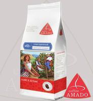 """Кофе AMADO """"Марагоджип Колумбия"""" экзотический сорт Арабика 100%"""
