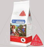 """Кофе AMADO """"Марагоджип Гватемала"""" экзотический сорт Арабика 100%"""