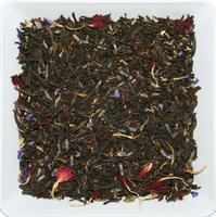 """Чай K&S """"Юннаньский Красный"""" красный Китайский с незабудкой, лавандой и гвоздикой"""