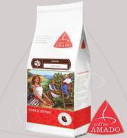 """Кофе AMADO """"Ноктюрн"""" эспрессо-смесь Арабика 100%"""