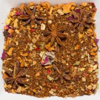 """Чай K&S """"Ройбос Самурай"""" Южно-Африканский с розой, гвоздикой, липой, корицей и яблоком"""
