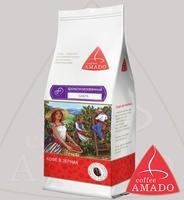"""Кофе AMADO """"Сабра"""" десертный с апельсином и шоколадом Арабика 100%"""