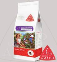 """Кофе AMADO """"Клубника со сливками"""" десертный Арабика 100%"""