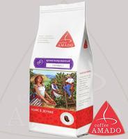 """Кофе AMADO """"Тирамису"""" ароматизированный в зернах"""